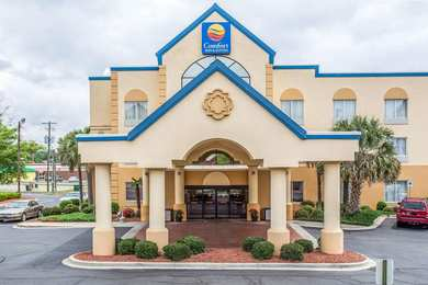 Hotels Near Fort Jackson See Military Discounts