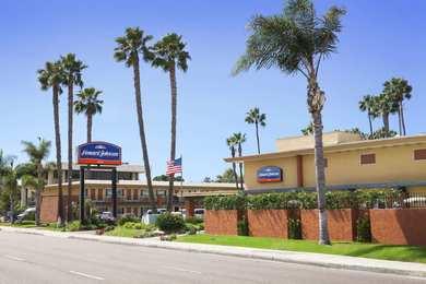 Howard Johnson Inn SeaWorld San Diego