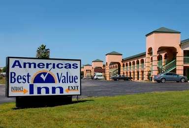 Americas Best Value Inn Army Medical San Antonio